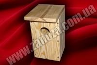 Скворечник деревянный классический (№02)