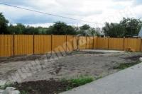 Забор деревянный СОСНА H=1800mm (№10)
