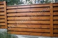 Забор деревянный СОСНА H=1500mm (№05)